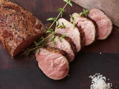 Find recipes for cooking sous vide and precision cooking. Get recipes for sous vide chicken, sous vide pork, sous vide steak, and more. Pork Tenderloin Sous Vide, Pork Tenderloin Recipes, Pork Recipes, Cooking Recipes, Game Recipes, Barbecue Recipes, Recipies, Sous Vide Cooking, Cooking Fish