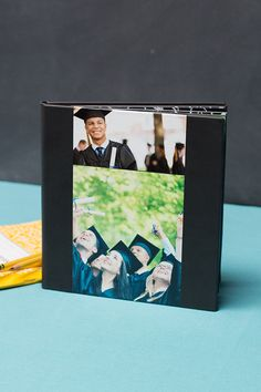 The defining moment in any person's life is graduation. Capture this momentous occasion in a visual story book. Easily create a professional photo book in a few easy steps.