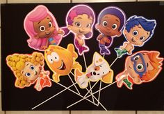 A personal favorite from my Etsy shop https://www.etsy.com/listing/232187357/bubble-guppies-birthday-party