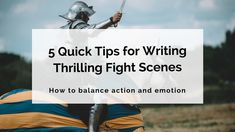 Fight scenes are common across a range of genres, from action, spy and thriller novels to fantasy and sci-fi. They're often a physical manifestation of the conflict that's driving your story – and they're great for keeping things exciting for readers. Whatever genre you write, knowing how to write an authentic, exciting fight scene is an invaluable skill to have. But why are action and fight scenes so difficult to craft authentically? Stay up to date with the most popular posts on...