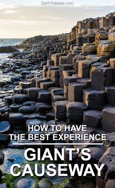 Giant's Causeway, Northern Ireland. How to have the best experience. Photography | Travel Advice | Travel Inspiration