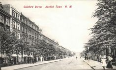 North London, Old London, Camden, Old Photos, Barnet, History, Places, Queens, Angel