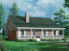 Greeley Country Lowcountry Home Plan 069D-0006   House Plans and More
