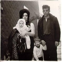 View A young family in Brooklyn going for a Sunday outing, New York by Diane Arbus on artnet. Browse upcoming and past auction lots by Diane Arbus. Diane Arbus, Walker Evans, Walker Art, Berenice Abbott, Vivian Maier, Photographs Of People, Young Family, Famous Photographers, Foto Art