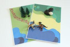 Portable Activity Kit for Little Boys ‹ Mama. Papa. Bubba.Mama. Papa. Bubba.  Dinosaur play mat