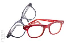 """#SASHEESCHUSTER """"HILARIUS"""" / """"FERDI"""" #eyewearmagazine"""
