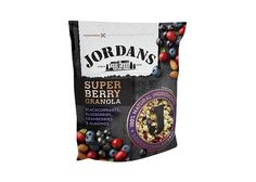 Jordans have bags of their Super Berry Granola to give away. Each spoonful of Jordans Super Berry Granola contains the perfect blend of ingredients t Cranberry Almond, Free Stuff, Granola, Free Food, Blueberry, Berries, Jordans, Coffee, Drinks