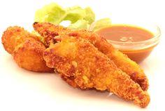 Notre recette de poulet croustillant (style Planet Hollywood) est toute simple et rapide à cuisiner. C'est bon à s'en lécher les doigts.
