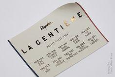 Rapha: La Centieme Exhibition Printed Media – Printed in 2013
