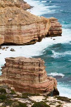 Australia, Kalbarri National Park by Wim Hoek, via Flickr