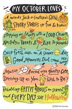 doodle town halloween poem - Good Halloween Poems