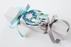 Geschenkverpackungen und Karte - Janna Werner für Chickaniddy Crafts