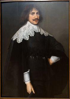 Portrait d'un gentilhomme, 1650 Nicolaes Eliasz Pickenoy