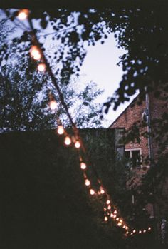 Lights will guide you home.  /Coldplay, Fix you./