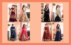 latest New Outfit Collection of Madhubala as Drashti Dhami LT Fabrics Designer Salwar Kameez & Suit Available here best rate here only Latest Outfits, New Outfits, Drashti Dhami, Latest Sarees, Lehenga Choli, Salwar Kameez, Fabric Design, Designer Dresses, Bollywood