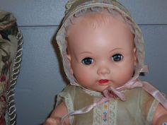 1950-1960 Effanbee My Fair Baby Doll - All Original