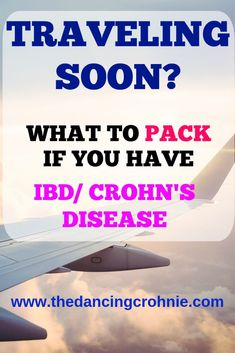 Have Crohn's Disease, Ulcerative Colitis, IBS, or any form of IBD or Chronic Illness? This is a must read! I'm talking about what to pack when you go traveling with IBD! Diverticulitis Symptoms, Ibs, Young Living Oils, Young Living Essential Oils, Stress Factors, Battling Depression, Ulcerative Colitis, Crohns, Chronic Illness
