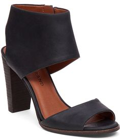 Black:Lucky Brand Jaylin Sandals - because i want them in every color