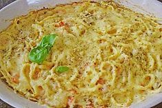 Käsespätzleauflauf 7 Source by perankata Pasta Recipes, Cooking Recipes, Healthy Recipes, Spatzle, Good Food, Yummy Food, Pampered Chef, Macaroni And Cheese, Food To Make