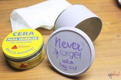 DIY: Pintando una caja con Chalk Paint  Te recomendamos: