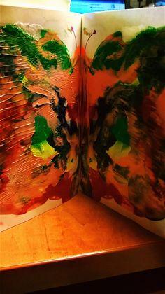 Podesłała Beata Pałczyńska. #zniszcztendziennik #kerismith #colorful #painting