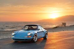 Singer Vehicle Design will be showcasing their interpretation of the Porsche 911 throughout the Monterey Peninsula August 12 – 17, 2014.