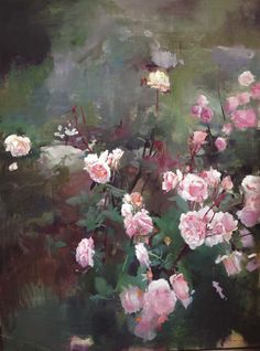 i discovered artist Michael Harnish through the IG feed of floral designer Yasmine Mei. thank you Yasmine, thank you Instagram, thank you Michael, thank you flowers, thank you art. thank you. Subscribe to posts via Email