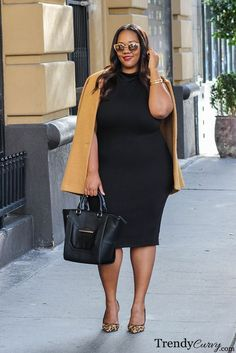 plus size work outfit - plus size fashion for women - Trendy Curvy