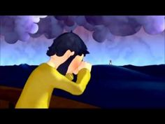 filmpje waar je ziet dat jezus over het water loopt