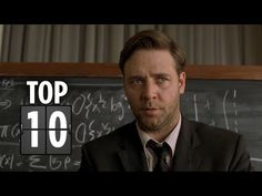 Pi, Limitless, Good Will Hunting. Check out our latest Top 10 where we countdown the top geniuses portrayed in films.