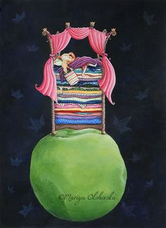 Meticulous Madness: Princess and the Pea