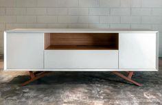 modern sideboard credenza storage usona. #furniture #modern #credenza