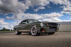 1965 Mustang Espionage - Ringbrothers