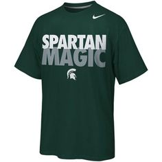 Nike Michigan State Spartans Selection Sunday Local T-Shirt