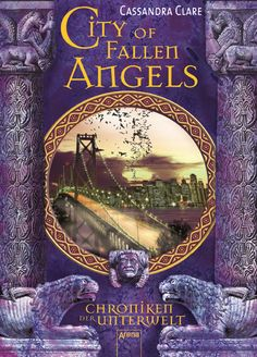 """City of Fallen Angels"" von Cassandra Clare"