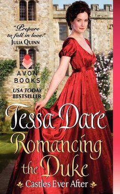 Romancing the Duke by Tessa Dare (4 Stars)