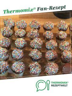 Muffins im Waffelbecher (für Kindergeburtstag), Waffelkuchen von Taanluma123. Ein Thermomix ® Rezept aus der Kategorie Backen süß auf www.rezeptwelt.de, der Thermomix ® Community.