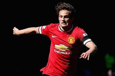 DALEY BLIND will return to Manchester United's Carrington training complex tomorrow having already hit the ground running. Daley Blind, Manchester United, Pilates, Blinds, Football, Seasons, Mens Tops, Fashion, Pop Pilates