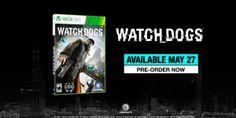 Fecha de lanzamiento de Watch Dogs 27 de Mayo