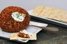 Pepper Ranch Cheese Ball