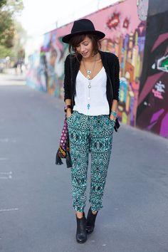 - colour, pattern, layer -