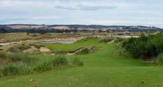 Lost Farm Golf Course - short par-3 4th Hole