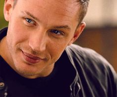 … working the magic eyes // Tom Hardy as Tuck