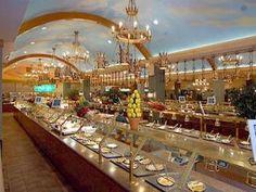 Roundtable Buffet - Top Las Vegas Restaurants