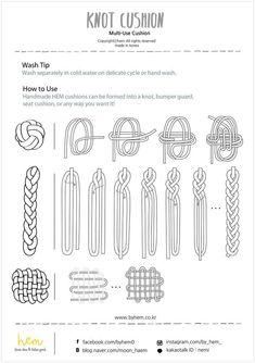 Image result for diy knot bumper
