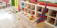Espacio de escuela Montessori
