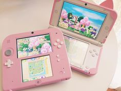 Nintendo uploaded by Shannaʕ Nintendo 2ds, Nintendo 3ds Games, Nintendo Consoles, Kawaii Games, Manta Polar, Ds Xl, Nintendo Switch Accessories, Otaku Room, Kawaii Room