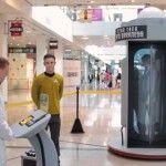 Star Trek Teleportation Stuns Shoppers | Fun & Misc