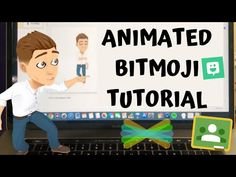 In this video, we look at how to set up animated Bitmojis, ways they can be used and how to turn them into GIFs that can easily be integrated into the Int. Flipped Classroom, Google Classroom, School Classroom, Classroom Setup, Kindergarten Classroom, Teaching Technology, Educational Technology, Technology Integration, Educational Activities