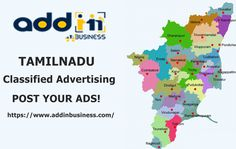 Post Your Online Advertisement! Signup With Addin Business to Promote Your Ads! Place Your Business in Tamilnadu's Top Classified Advertising Site! Business Offer, Online Advertising, Ads, Website, Logos, Free, Things To Sell, Logo